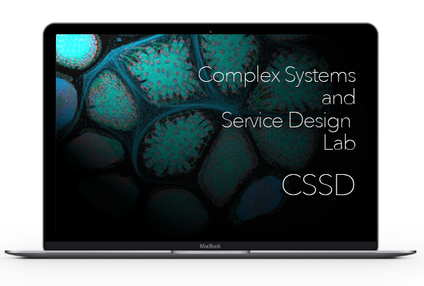 Complex Systems and Service Design Lab / CSSD